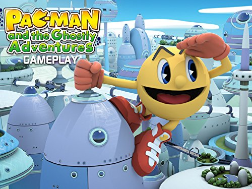 Clip: Pac-Man And The Ghostly Adventures Gameplay