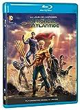 La Ligue des justiciers - Le Trône de l'Atlantide - Blu-ray - DC COMICS