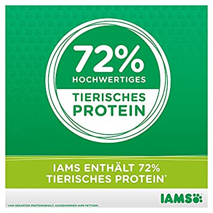 IAMS for Vitality Small/Medium Breed Adult Dry Dog Food with Fresh Chicken, 3 kg 5