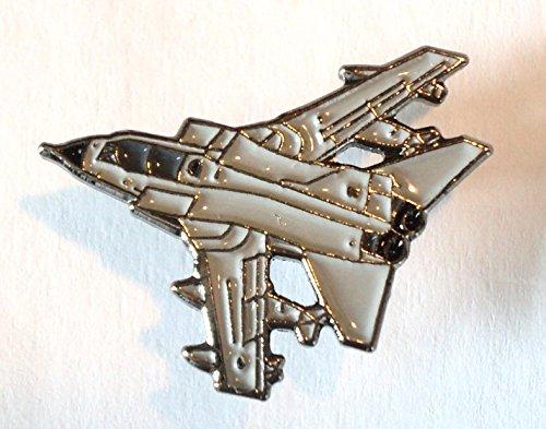 Panavia Tornado RAF Strike Jet Military Metal Aircraft Enamel Badge