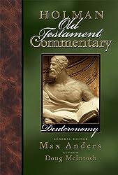 Holman Old Testament Commentary - Deuteronomy: 3
