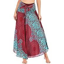 FAMILIZO Faldas Largas Y Elegantes Faldas Cortas Mujer Verano Faldas Mujer  Invierno Primavera Vestidos Mujer Hippie 06c94eeacd7c