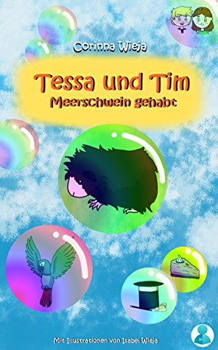 Buchseite und Rezensionen zu 'Meerschwein gehabt (Tessa und Tim 1)' von Corinna Wieja