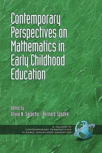 Contemporary Perspectives on Mathematics in Early Childhood Education (Contemporary Perspectives in Early Childhood Education) (2008-02-01)