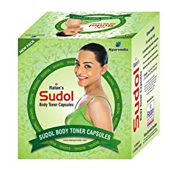 Sudol Body Toner Capsules Pack of 90 Capsules