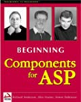 Beginning Components for ASP by Ander...