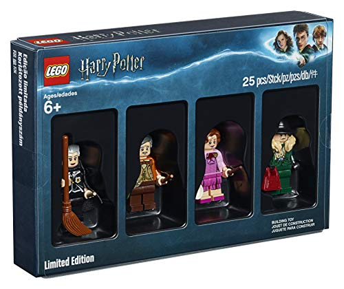 Lego 5005254 Harry Potter Professors Minifigures Limited Edition, Collectible Toys, Fun Gift