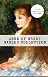 Anne of Green Gables Collection: Anne of Green Gables, Anne of the Island, and More Anne Shirley Books...
