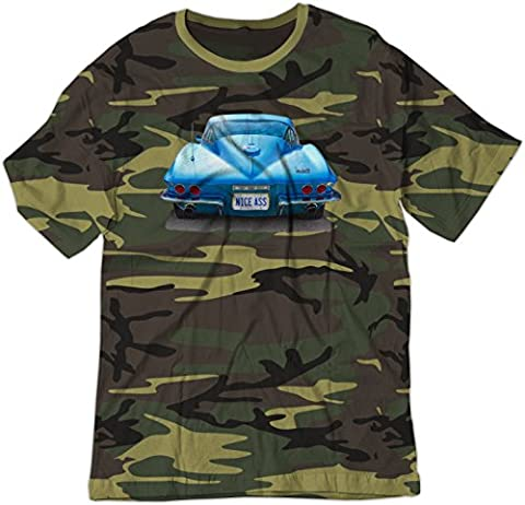 BSW - T-Shirt - Homme - Multicolore - X-Small