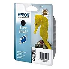 Epson C13T04814010 Stylus Photo Ink Cartridge, Black, Amazon Dash Replenishment Ready