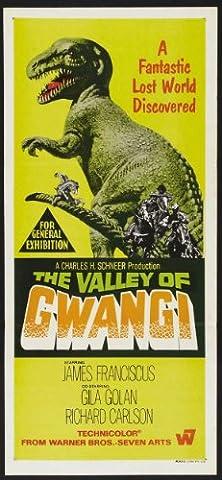 La Vallee De Gwangi - The Valley of Gwangi Affiche du film