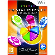 Trivial Pursuit: Bet You Know It (Wii) [Importación inglesa]