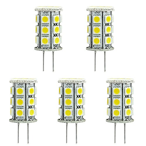 HERO-Tower a LED Pin T4, GY6,35 Base JC Pin, Bi-Xenon-Lampadina