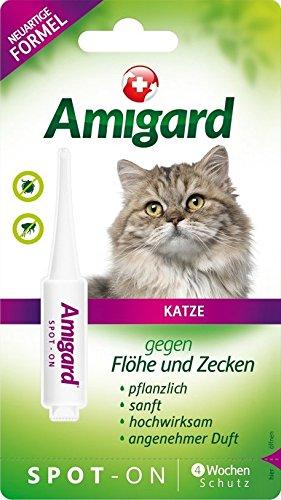 Amigard Spot-On Katze 1 x 1,5 ml