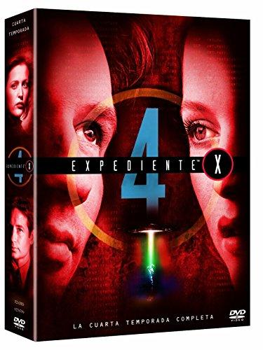 expediente-x-4-temporada-dvd