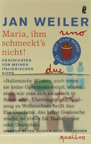 Buchseite und Rezensionen zu 'Maria, ihm schmeckt's nicht!' von Jan Weiler