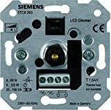 SIEMENS 5TC8263 Dimmer Dreh/Druckkn 6-120W UP