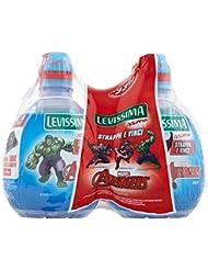 Levissima Acqua Minerale Naturale - Confezione da 4 Bottiglie x 330 ml