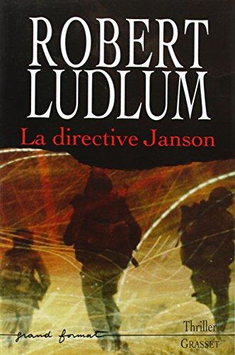 La directive Janson par Robert Ludlum