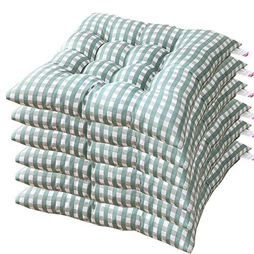 trapuntato in diversi colori Cuscino decorativo per sedia