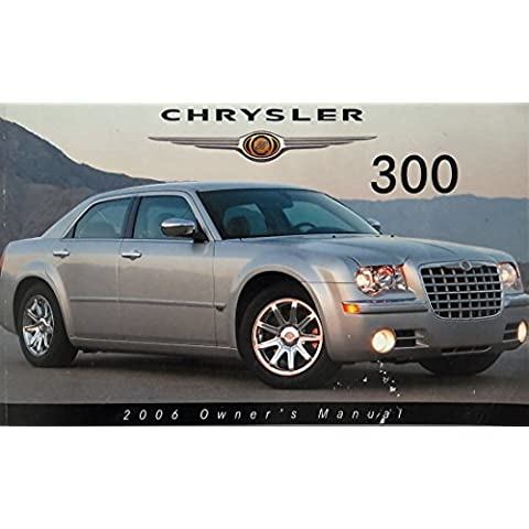 2006 Chrysler 300 Owners Manual