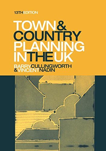 Town and Country Planning in the UK by Barry Cullingworth (1997-08-21)