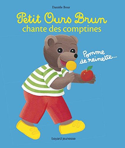 Petit Ours Brun chante des comptines - livre sonore