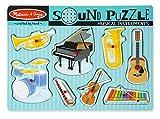 Melissa et Doug: Instruments de musique Puzzle Sound