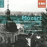 Concertos Pour Violon (Intégrale) - Symphonie Concertante Pour Violon and Alto