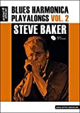 Blues Harmonica Playalongs: Vol.2 (inkl. Audio-CD). Spielbuch für Blues Harp. Lehrbuch. Musiknoten.