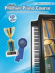 Premier Piano Course Performance 2a