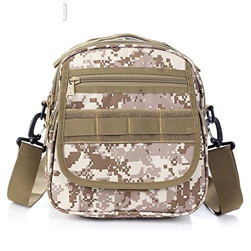 vielseitige Umhängetasche/Paar Outdoor-Tasche/ kleines Paket/Outdoor-Bergsteigen-Tasche D