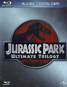 Jurassic Park - La Trilogia (UE) (3 Blu-Ray)