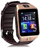 SS Electronics DZ09 Bluetooth/SIM Smart Watch With Camera For 3G, 4G