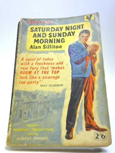 Portada del libro Alan Sillitoe. Samedi soir, dimanche matin : Saturday night and Sunday morning, roman traduit de l'anglais par Henri Delgove