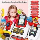 Caisse Enregistreuse Enfants Caisse Electronique Jeu Caisse Enregistreuse Tactile...