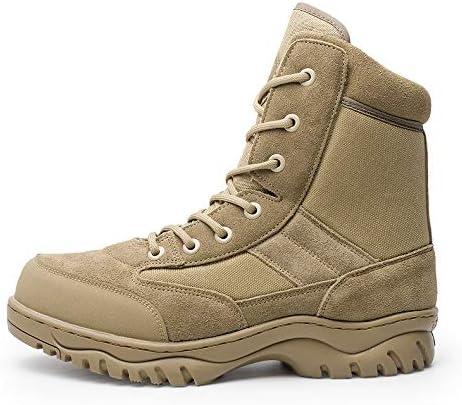HCBYJ scarpa Stivali Militari Stivali Tattici Coppia Alta Aiuto Aiuto Aiuto Traspirante Desert stivali Uomo B07MJ6847Q Parent | Outlet Online Store  | In vendita  42b0a7