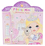 Depesche 8303-F Princess Mimi Malbuch Sweet Home