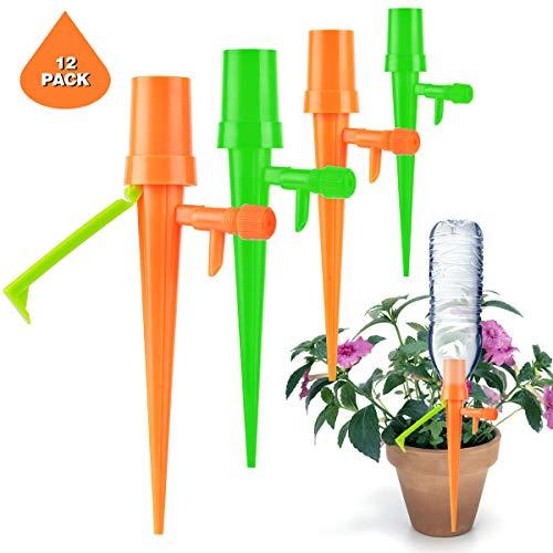 JOLVVN 12pcs Arrosage Plantes Au...
