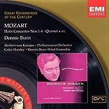 Concertos pour cor Nos 1 à 4