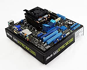 AMD Bulldozer FX-6100 Processeur et carte mère 6 core cœurs pour Asus M5A78L-M USB3 3,3 GHz