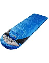 Seab Ecca Enveloppe Couchage Outdoor Camping Double Coton de grande qualité