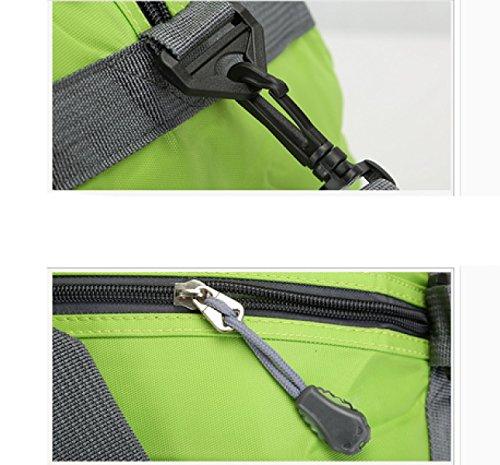 LAIDAYE Fitness Sporttasche Schulter Messenger Handytasche Männer Und Frauen Sporttasche Fitnesstasche Große Kapazität Handtasche 2