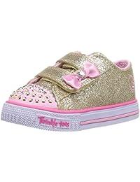 Skechers Twinkle Toes Shuffles, Running Mixte Enfant