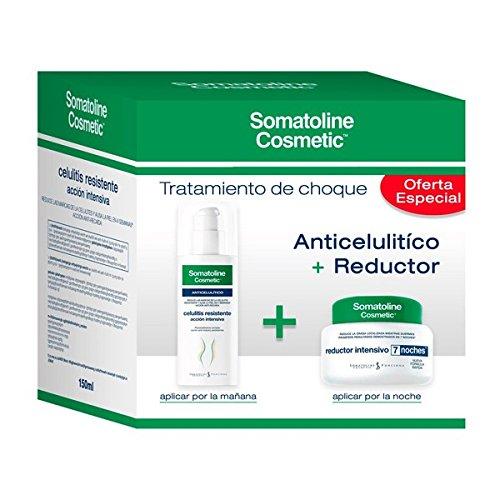 Somatoline, Tonificante y moldeador (piel madura y con celulitis) - 600 ml.