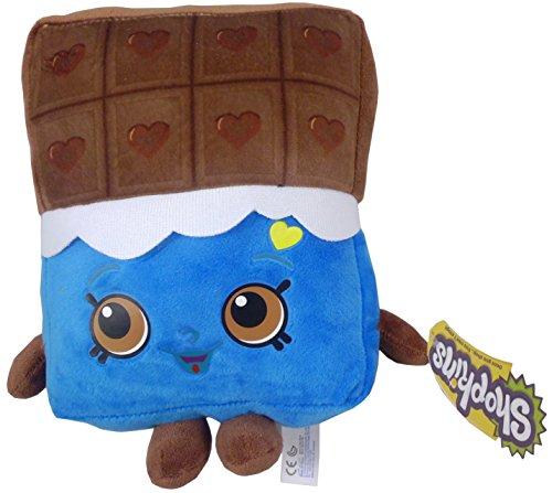 8 Inch Shopkins Soft Toy Figure - Cheeky Chocolate