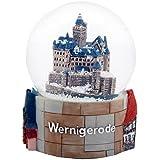 30025 Boule a neige Souvenir Wernigerode