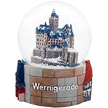30025 Palla di neve souvenir Wernigerode