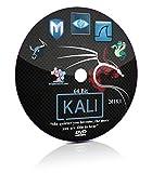 #6: Kali Linux 2018.1 64 Bit Live Bootable Installation DVD Penetration Testing