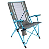 Coleman Interlock Bungee Sling Chair Blue